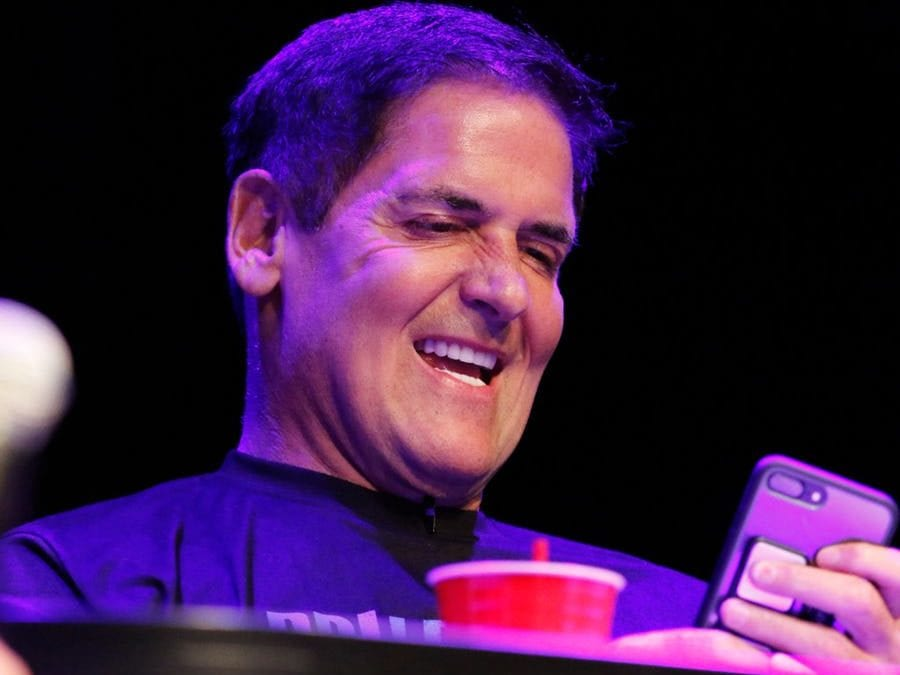 Digital Fight Club with Mark Cuban and Dallas tech gurus was something to talk about